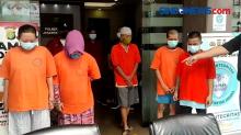 Dua Residivis Pencurian dengan Modus Kopi Bius Ditangkap