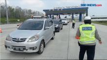 Cegah Arus Mudik Lebaran, Exit Tol Trans Sumatera Ditutup
