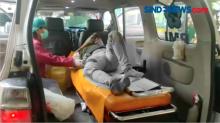 RS Penuh, Korban Kecelakaan Telantar di Ambulan
