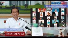 Rayakan Hari Anak Nasional, Presiden Jokowi Meminta Anak-Anak Tetap Semangat Belajar Ditengah Pandemi
