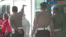 Pasien Covid-19 yang Dipukul Warga Dijaga Ketat Petugas di RSUD Porsea