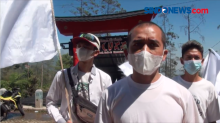 Pelaku Wisata Kibarkan Bendera Putih Simbol Protes PPKM