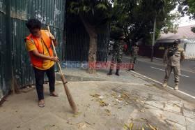 Denda Pelanggar PSBB Ketat Jilid I Jakarta Capai Rp257 Juta