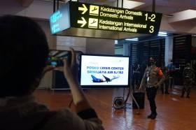 VIDEO: Daftar Crew dan Penumpang Pesawat Sriwijaya...