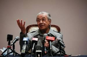 Mahathir: Pemimpin Partai Pribumi Bersatu Berpaling dari Janji Mereka