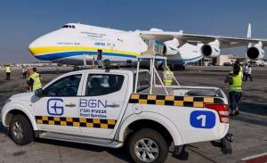 AS Kirim Pesawat Terbesar di Dunia untuk Angkut Iron Dome Israel