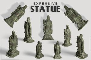 Patung-patung Termahal di Dunia, Harganya Bisa untuk Hidup 7 Turunan