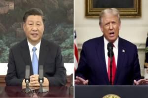 AS dan China Dikhawatirkan Perang, Ini Warning Jokowi hingga Macron
