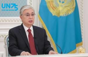 Kazakhstan Berbagi Aspirasi untuk Dunia Damai dan Sejahtera