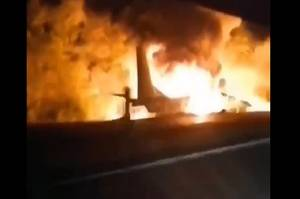Pesawat Militer Ukraina An-26 Jatuh, Puluhan Orang Tewas