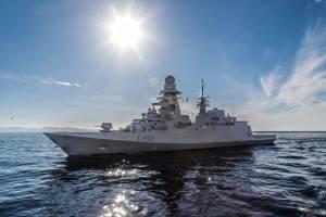 Covid-19 Jangkiti Personel Kapal Patroli UE yang Berlabuh di Italia