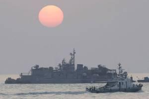 Korsel Gelar Operasi di Laut, Korut Kirim Peringatan