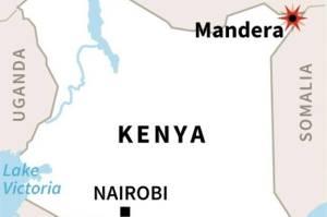 Pasukan Somalia-Kenya Baku Tembak di Perbatasan