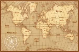 10 Negara yang Dikepung Perbatasan Antarnegara Terbanyak, Ayo Cek Mana Saja?