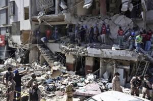 Ledakan Guncang Karachi, Sedikitnya Lima Orang Tewas