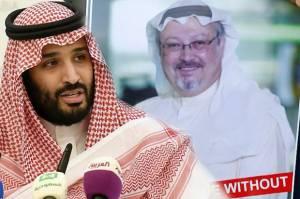 Tunangan Khashoggi Gugat Putra Mahkota Saudi di Pengadilan AS