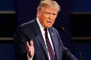 Trump Desak Jaksa Agung AS Investigasi Korupsi Keluarga Biden