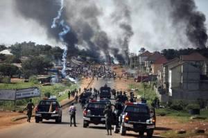 Tentara Nigeria Tembaki Demonstran, Dua Tumbang