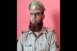 Polisi Muslim di India Diskors karena Berjanggut