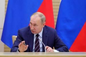 Pesan Mengerikan Putin kepada Orang-orang yang Ingin Rusia Hancur