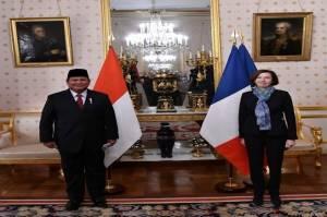 Prabowo Temui Menhan Prancis, Pererat Kerjasama Pertahanan Kedua Negara