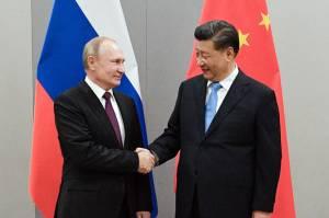 China Sambut Hangat Wacana Koalisi Militer dengan Rusia