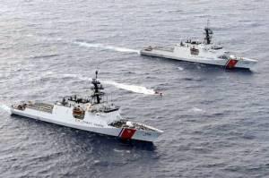 AS Bakal Bangun Pangkalan Penjaga Pantai di Pasifik