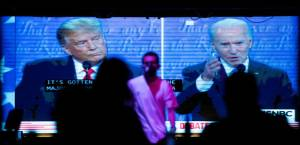 Trump Beri Suara di Florida, Gabung 53 Juta Pemilih AS