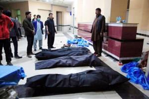 Bom Bunuh Diri Hantam Pusat Pendidikan di Kabul, 18 Tewas