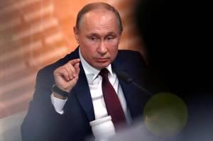 Trump Klaim Rusia Danai Biden, Putin: No Comment