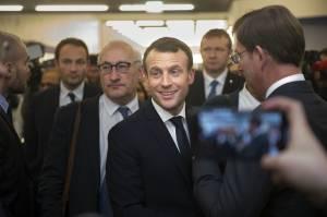 Imbas Macron Hina Islam: Website Prancis Diretas, Produknya Diboikot di Mana-mana