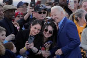 Anak Muda Kunci Pemilu AS