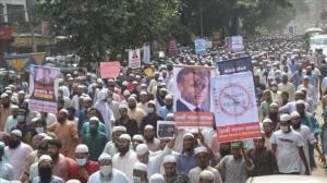 Gerakan Boikot Produk Prancis Raih Momentum di Bangladesh