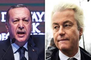 Murka Disebut Teroris, Erdogan Tuntut Politisi Anti Islam Belanda