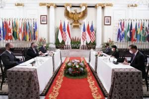 Pompeo: AS Dukung Kedaulatan Indonesia di Laut Natuna!