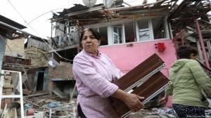 Lebih dari 130.000 Orang Mengungsi dalam Konflik Nagorno-Karabakh
