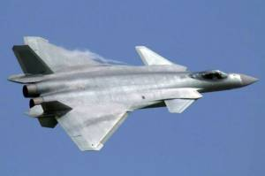 Ketegangan Meningkat, Jet Tempur J-20 China Latihan Dogfight