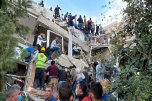 Gempa Magnitudo 7,0 Laut Aegean, 22 Orang Tewas di Turki dan Yunani