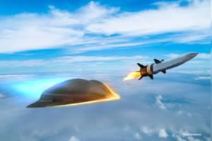 Pentagon Berniat Kembangkan Senjata Anti Rudal Hipersonik