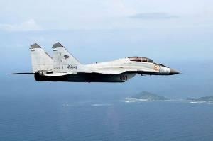 Jet Tempur MiG-29K India Jatuh di Laut Arab, 1 Pilot Hilang