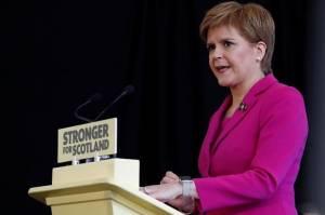 Skotlandia Tuntut Referendum Kemerdekaan dari Inggris Raya Tahun Depan