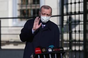Erdogan: Kekejaman di Prancis terhadap Nabi Muhammad Berlabel Kebebasan Berpikir