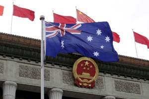Diancam China dengan Hukuman Abadi, Australia Dibela AS