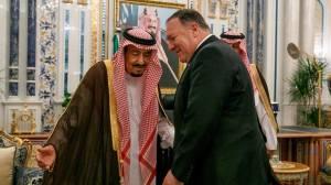 Dibayar Rp5 Triliun, AS Perpanjang Misi Pelatihan Militer di Arab Saudi