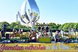 Dimainkan Warga Argentina, Gamelan RI Menggema di Plaza PBB Buenos Aires