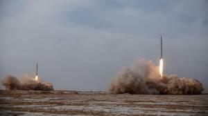 Ciutkan Nyali Musuh, Iran Tembakkan Rudal Jarak Jauh ke Samudera Hindia