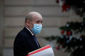 Prancis Desak AS dan Iran Kembali ke Kesepakatan Nuklir