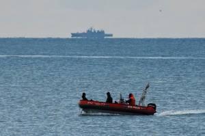 Sebuah Kapal Rusia Tenggelam di Perairan Turki