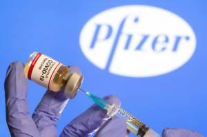 Vaksin Pfizer Diklaim Efektif Melawan Varian COVID-19 dari Inggris