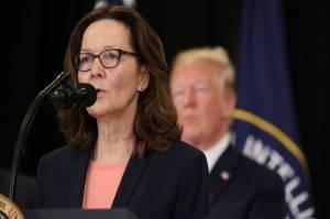 Direktur CIA Gina Haspel Mundur Sehari sebelum Pelantikan Biden